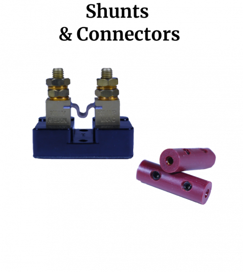 Shunts and Connectors